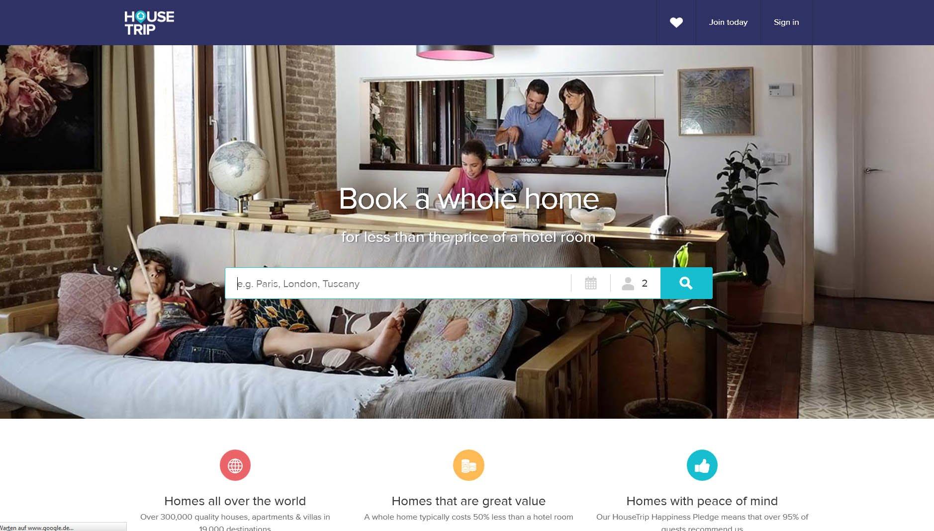 Housetrip.com © Housetrip.com