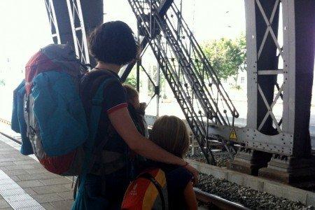 Gute Vorbereitung ist die halbe Bahnreise © Jenny Menzel