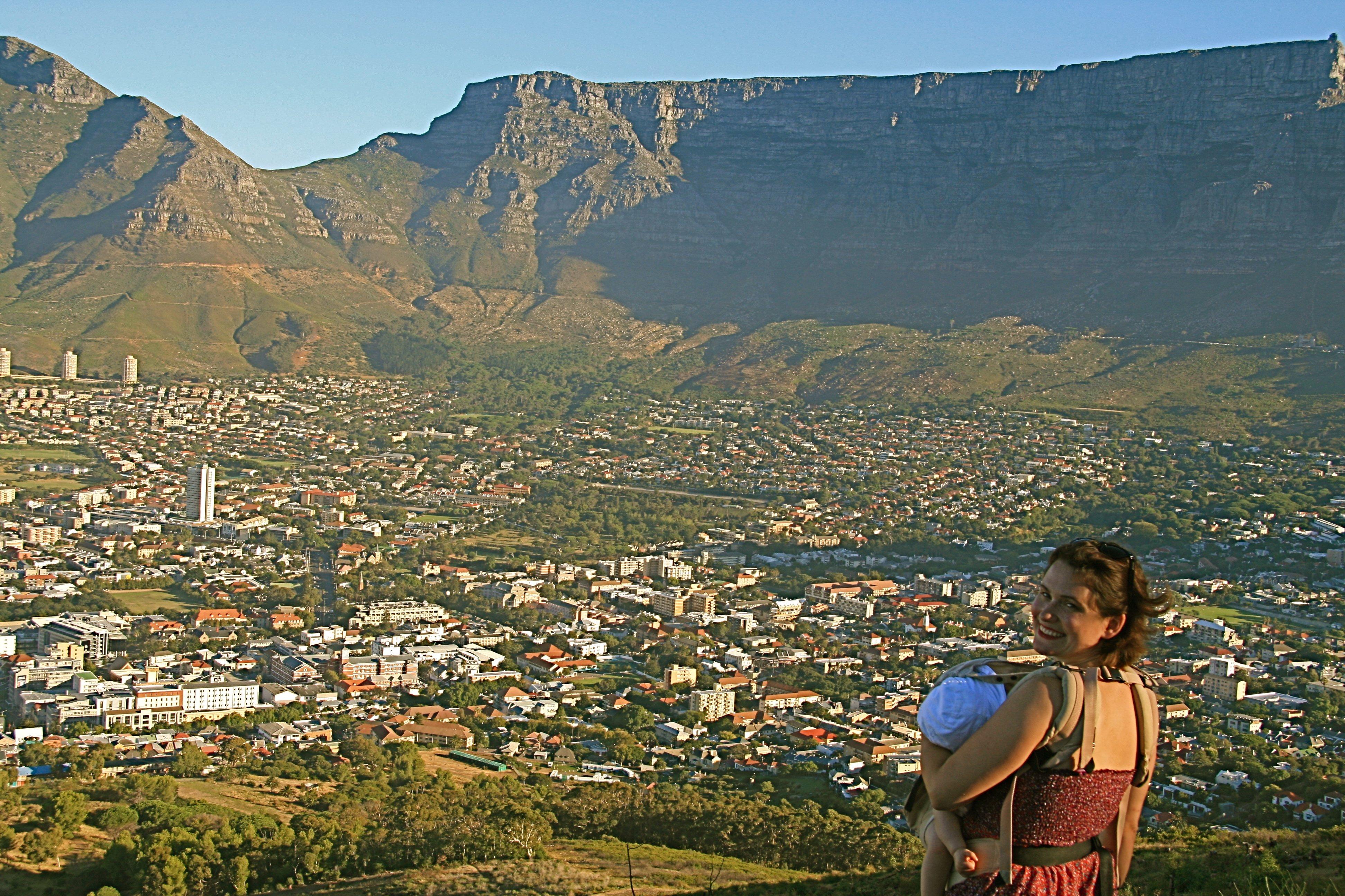Kapstadt eignet sich gut für einen längeren Aufenthalt mit Kindern © Susanne Frank