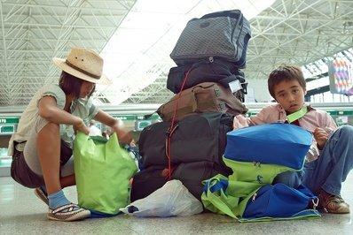 Viele Familien werden lange auf dem Bahnhof warten müssen... © Lucky Dragon - Fotolia.com