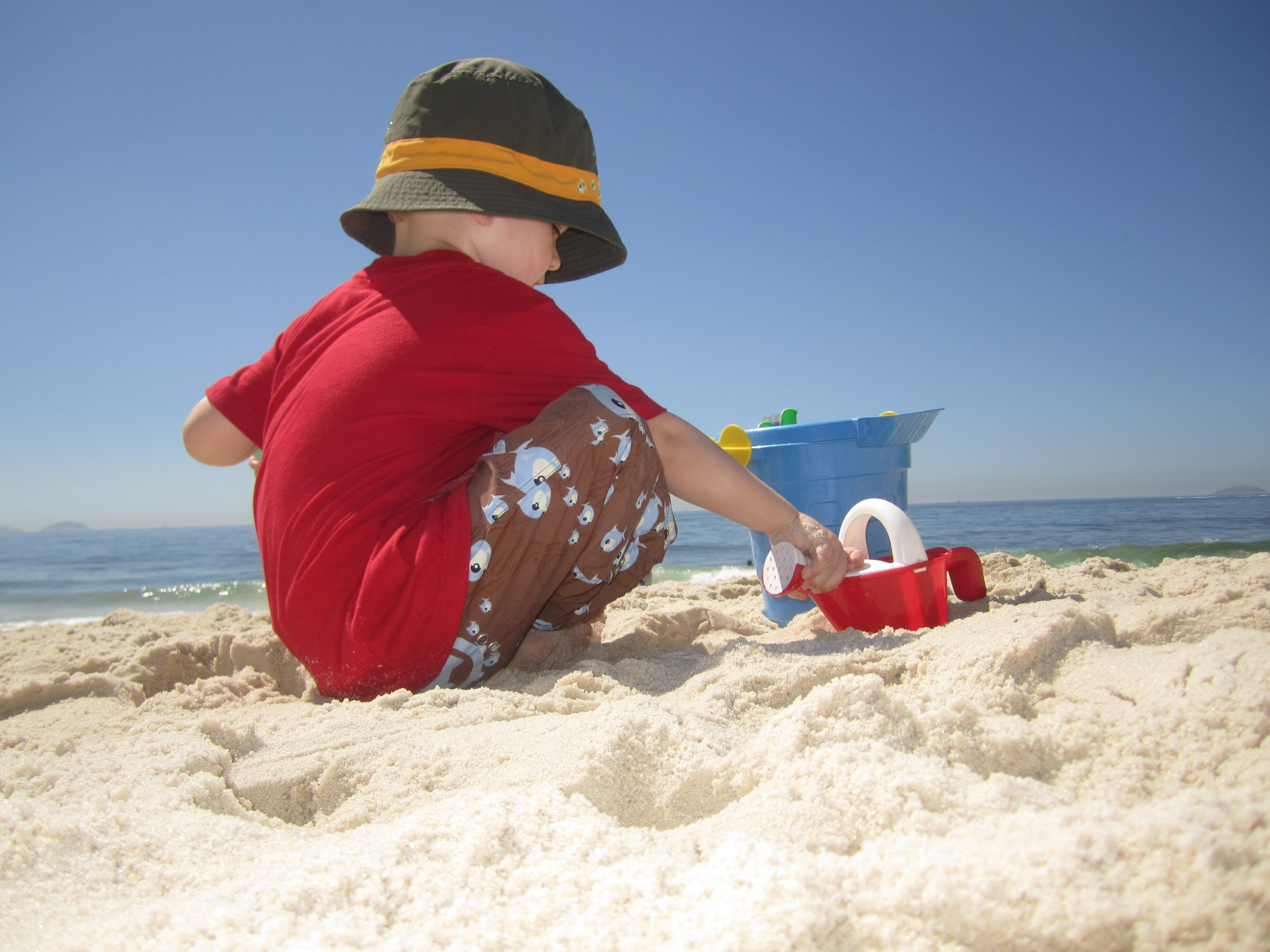 Reisetrend 2015: Familien wählen immer öfter auch exotische Reiseziele [Pressefoto - bitte kontaktieren Sie uns] © KidsAway.de