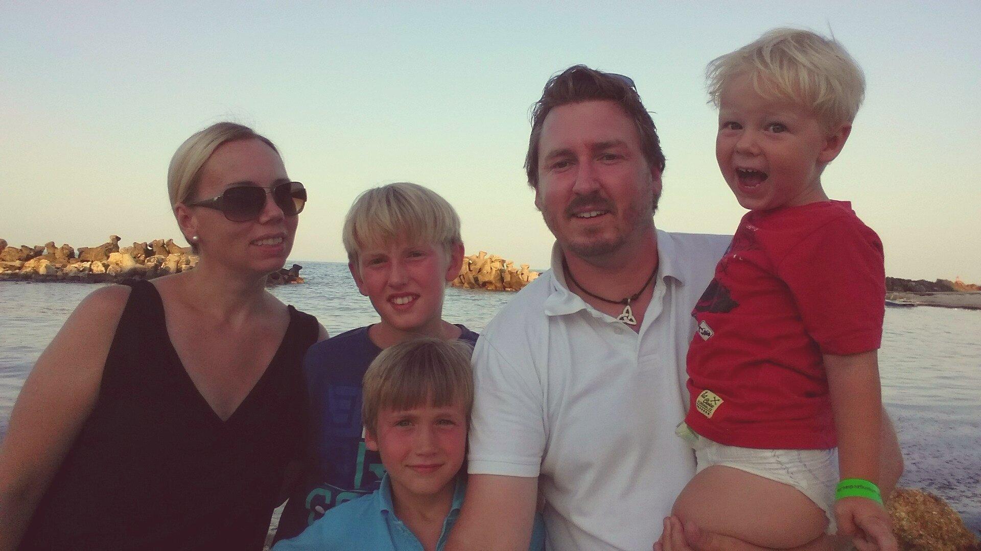 """Die """"Travelfamily"""" - unterwegs in die Freiheit © Travelfamily.de"""