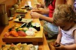 Immer lecker, auch für Kinder: japanisches Essen © Weltwunderer
