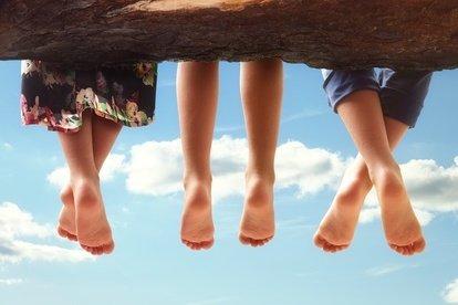 Fünf Gründe, warum Reisen mit Kindern sogar besser ist