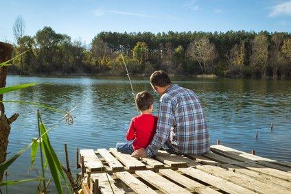 Angeln mit Kindern - eine Anleitung für Anfänger