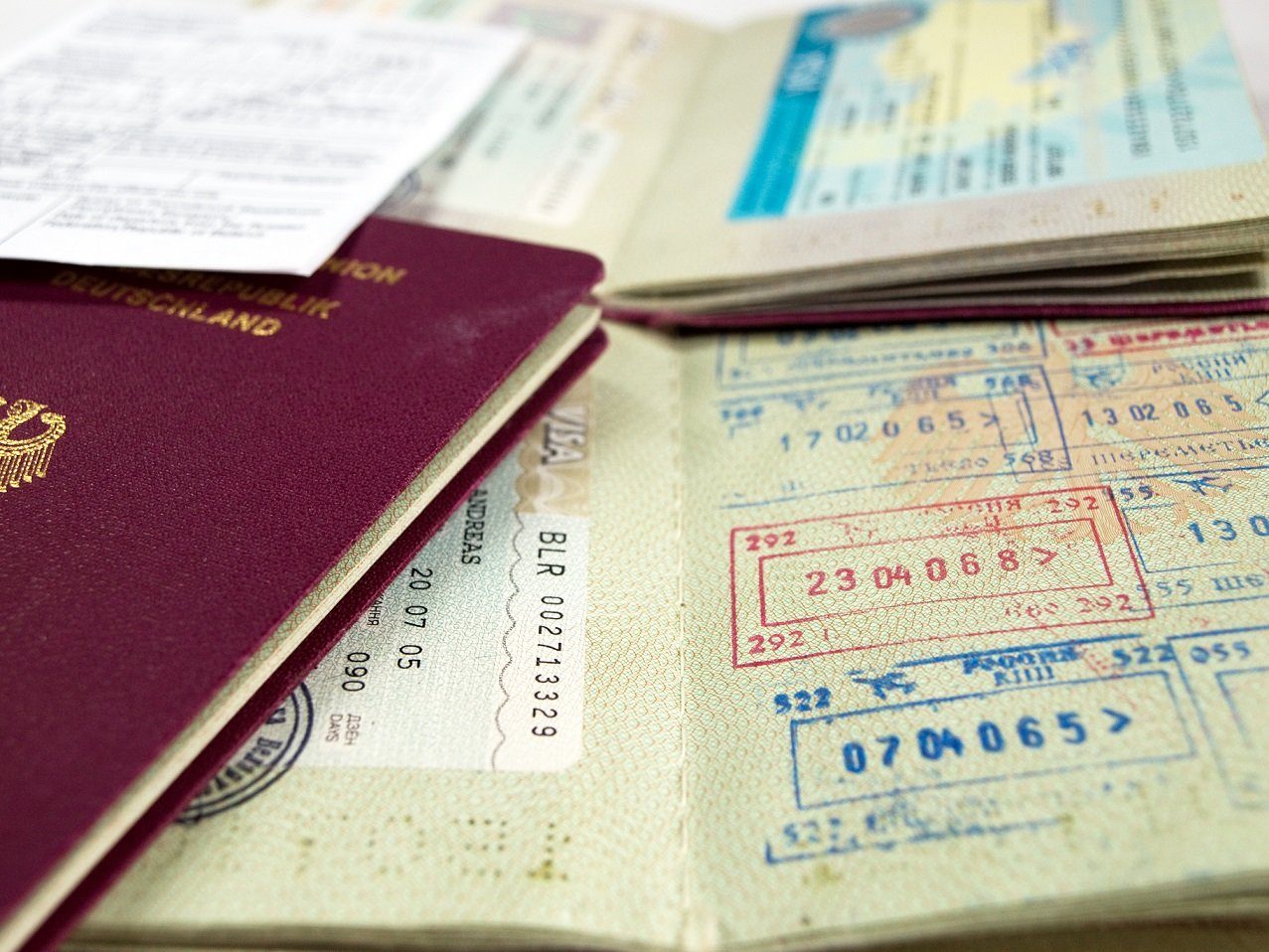 Wir beantragen für Sie Kinder- und Eltern-Visa © Fotolia.com