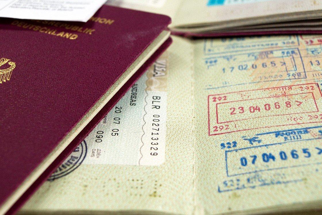 Visa für Eltern und Kinder