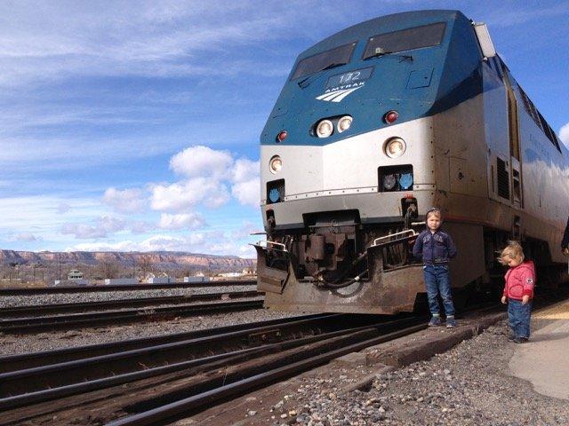 Das US-Bahnsystem ist auf Fernstrecken ausgerichtet © Inka Schmeling