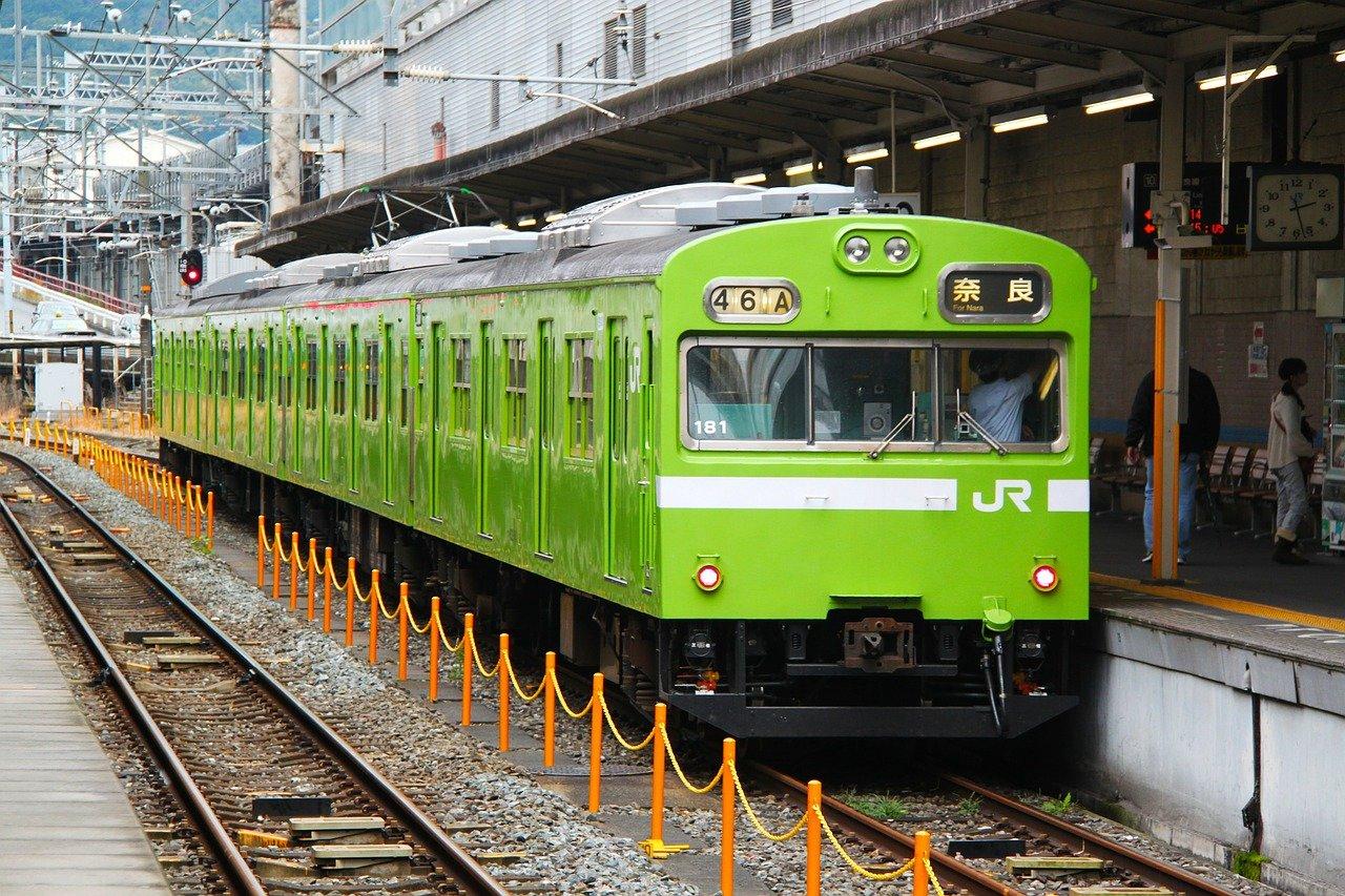 Zugfahren mit Kindern ist in Japan sehr bequem © Pixabay