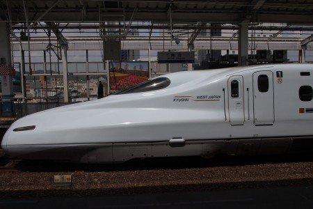Der Shinkansen ist berühmt für seine Pünktlichkeit © Pixabay