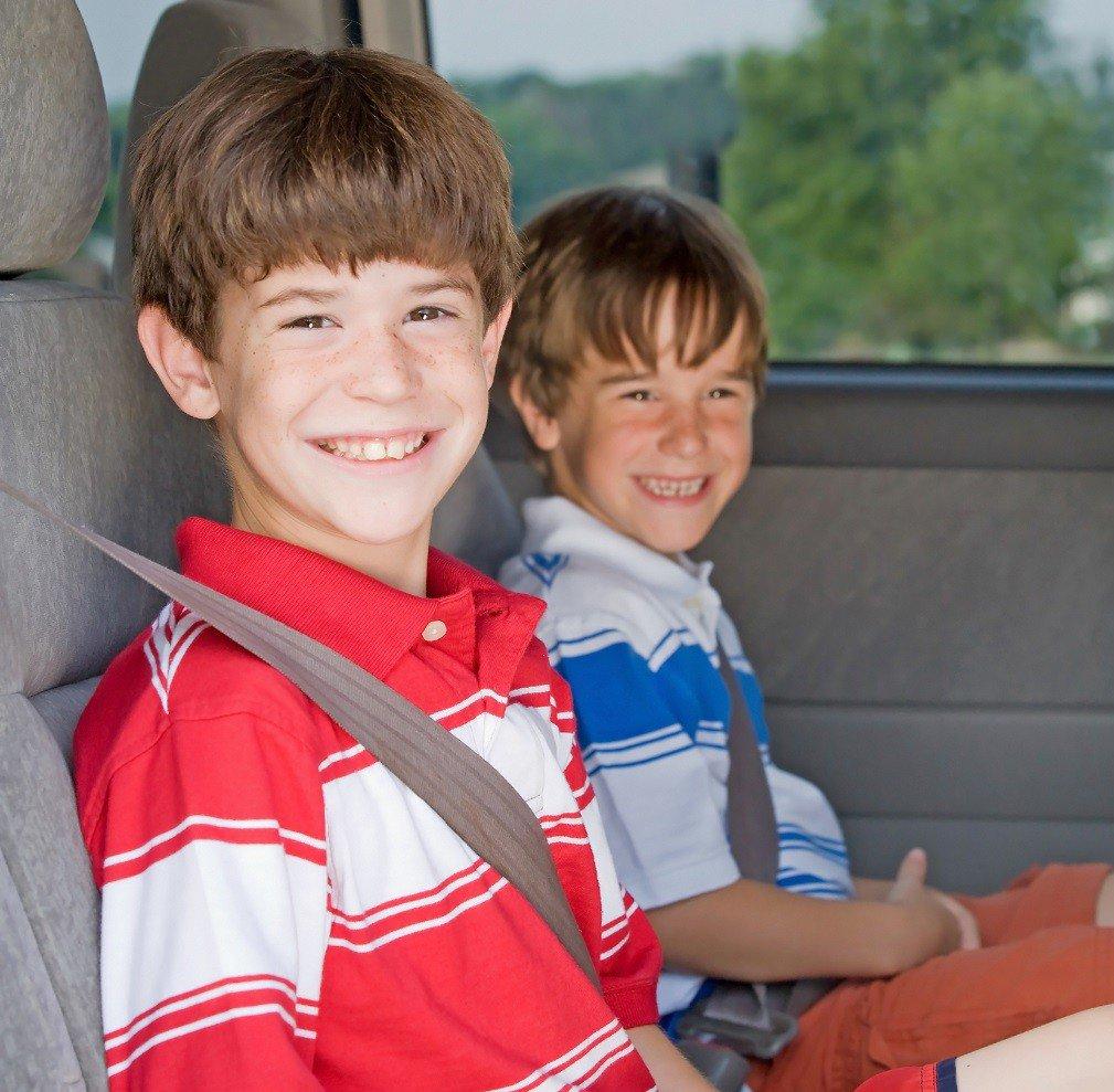 Entspannter Start in den Urlaub © shutterstock.com
