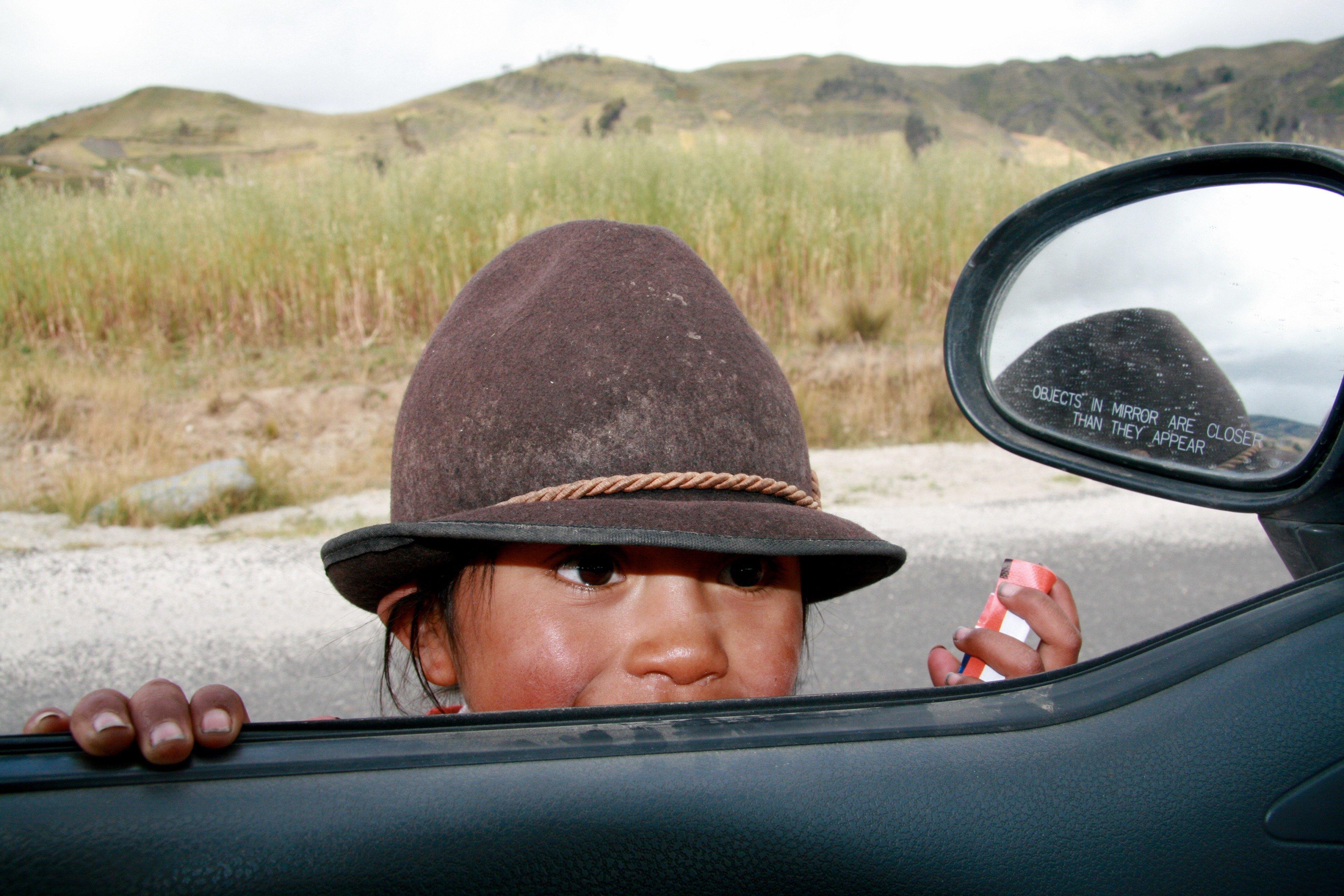 Ecuador: Der Armut der Indigenas kann man in Lateinamerika nicht entgehen © Susanne Frank