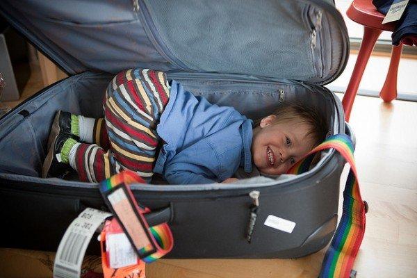 Wie ihr euren Kindern cleveres Packen beibringt