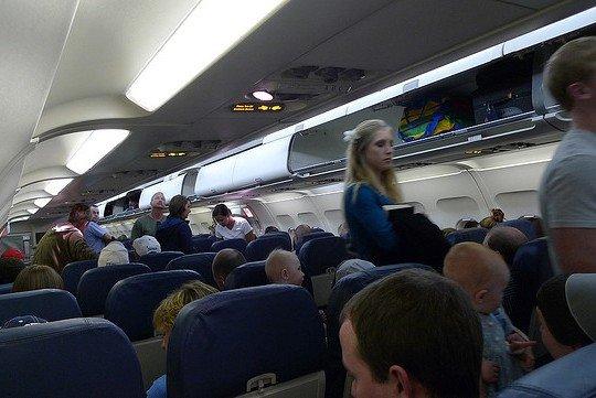 Alle Kinder an Bord - jetzt geht der Spaß erst richtig los... © Flickr/Thirteen of Clubs
