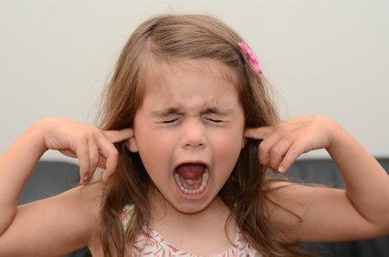 Ja, Kinder sind gern laut. Aber nicht, um euch zu ärgern! ©  Rafael Ben-Ari - Fotolia.com
