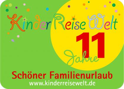 11 Jahre KinderReiseWelt © KinderReiseWelt