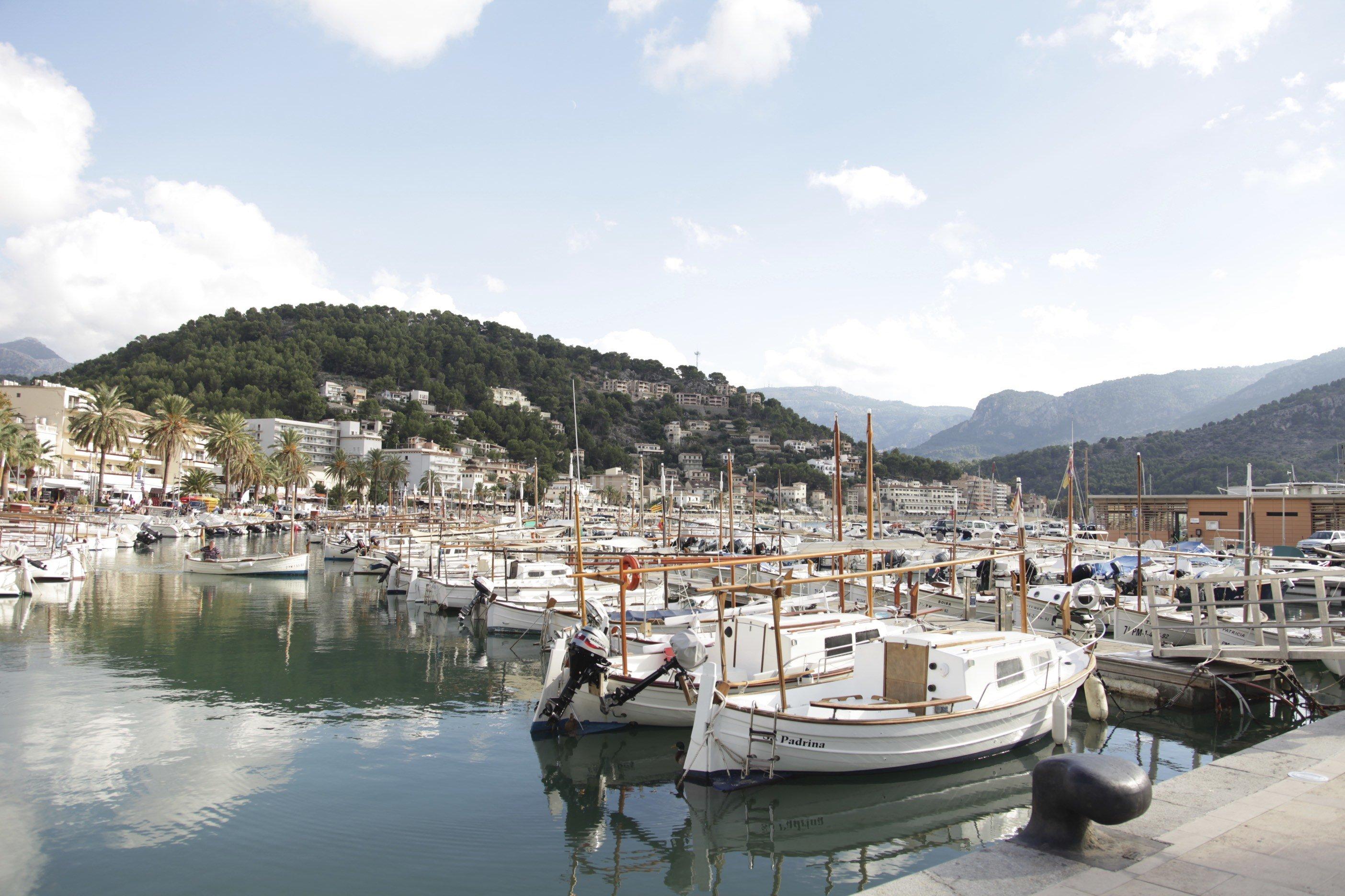 Mallorca, Hafen von Andratx