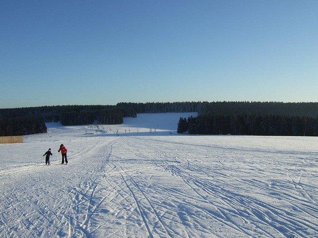 """Skilanglauf mit Kindern: """"Mamaaaa, ich kann nicht mehr...""""  © Flickr/Sebastian Werner"""