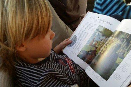 Homeschooling auf Reisen: bei der Travelfamily funktioniert es © travelfamily.de