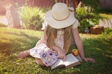 Das richtige Buch für Teenies finden - schwierig! © Pixabay