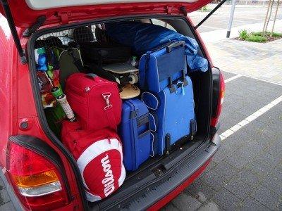 Familienurlaub = (zu) viel Gepäck? Nicht unbedingt © Pixabay