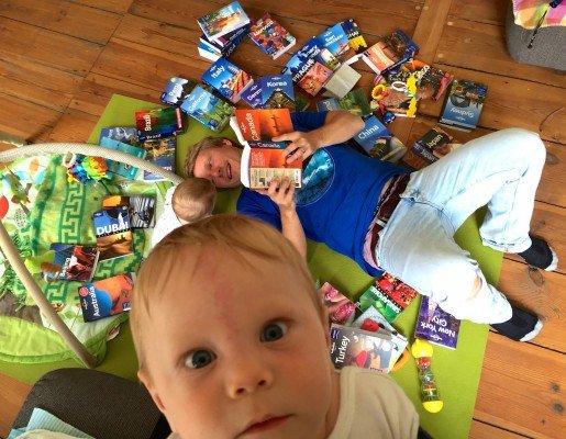 Elternzeit-Weltreise mit Zwillingen