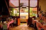 Rumänien-Stanicova-Leben auf dem Land, Wwoofing in einer Gemeinschaft-Blick aus der Sommerküche © aeroh