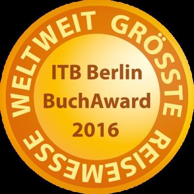 """""""Reisehandbuch für Familien"""" erhält den ITB BuchAward 2016"""