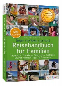 Buchcover 3-dimensional mit sichtbarem Buchrücken, links gedreht © KidsAway.de