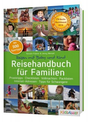 Reisehandbuch für Familien