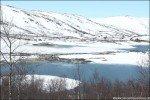 verschneite Hardangervidda im Mai © Nicky2