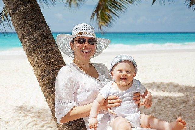 Tropenreisen mit Babys sollten gut vorbereitet werden © Pixabay
