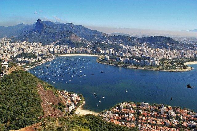 Urlaubsparadies Brasilien - wegen Zika nicht mehr zu empfehlen? © Pixabay