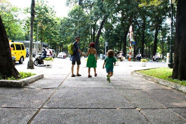 Backpacking mit Kindern – so geht das