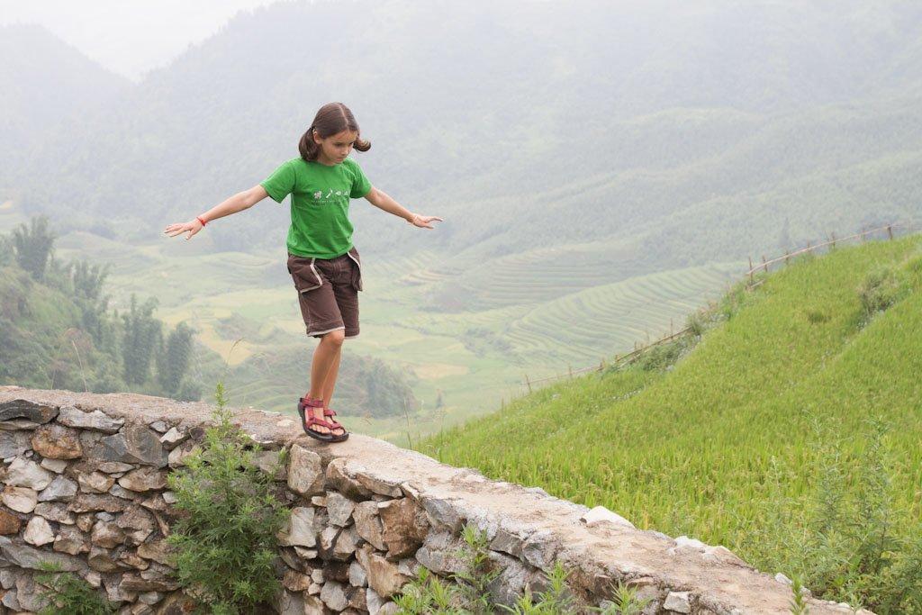 Keine Angst! Wir können unseren Kindern viel mehr zutrauen © Weltwunderer