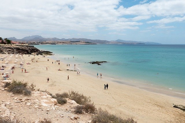Die Costa Calma auf Fuerteventura © Pixabay