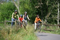 Radtouren sind tolle Familienerlebnisse