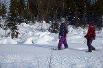 Schneeschuhspaß in Norwegen © RAWAKAS