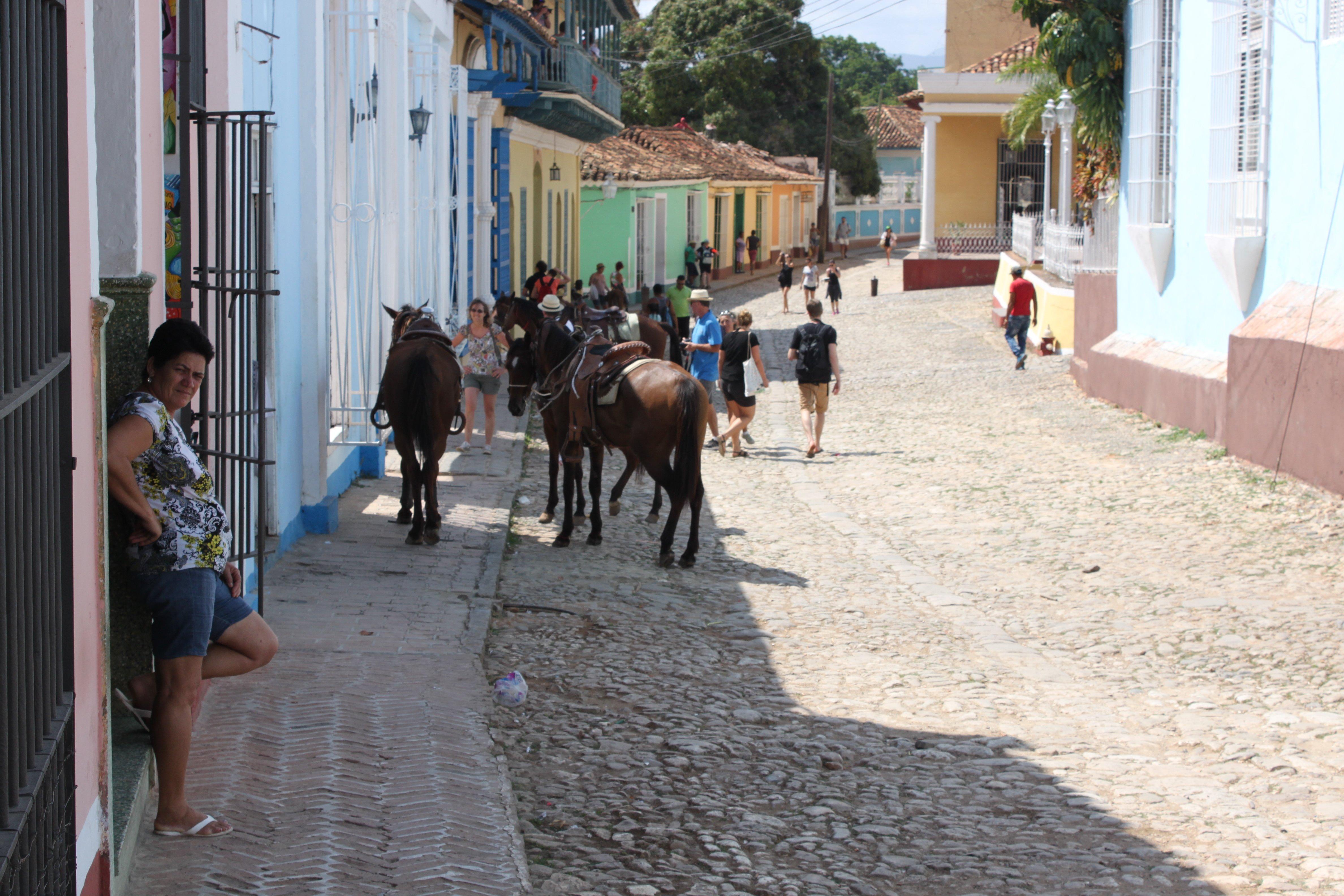 Die Straßen Trinidads © KidsAway.de