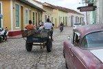 Pferdekarren sind ein beliebtes und häufig genutztes Verkehrsmittel auf ganz Kuba © KidsAway.de