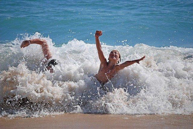 Achtung, jetzt kommt das Sturmwind-Kind! © Pixabay