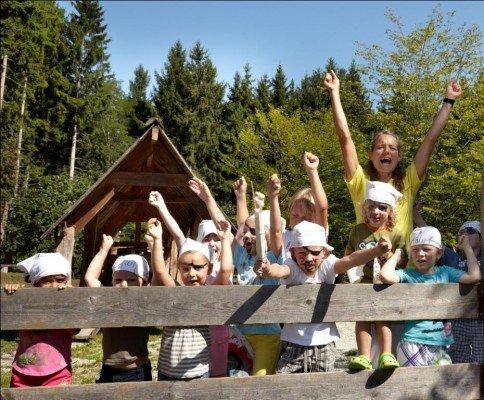 Spaß und Action bei Fußball, Reiten und Golf im Kids Camp