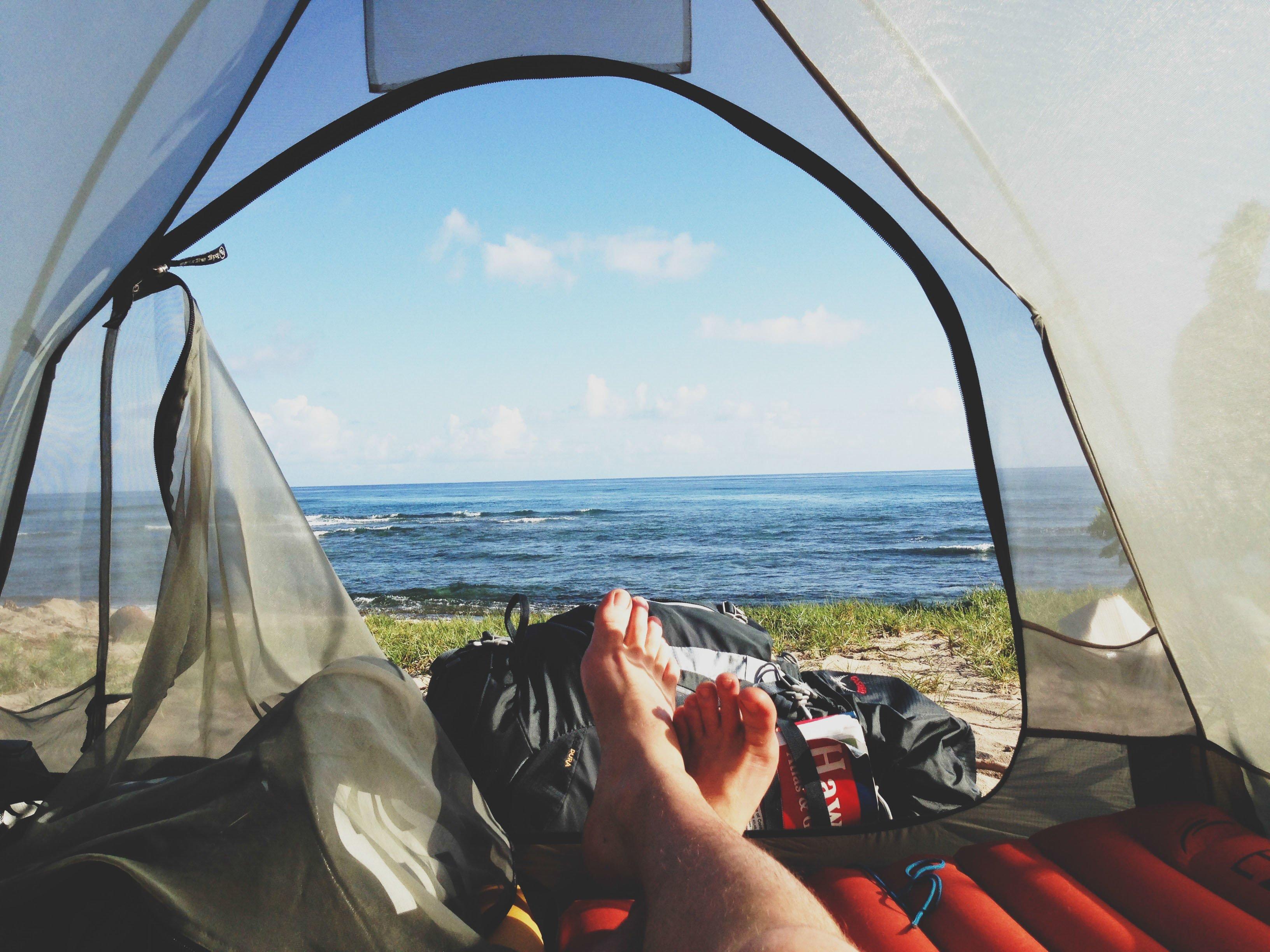 Das einfache Leben - Reisen erinnert an das Wesentliche © StockSnap/Zak Suhar