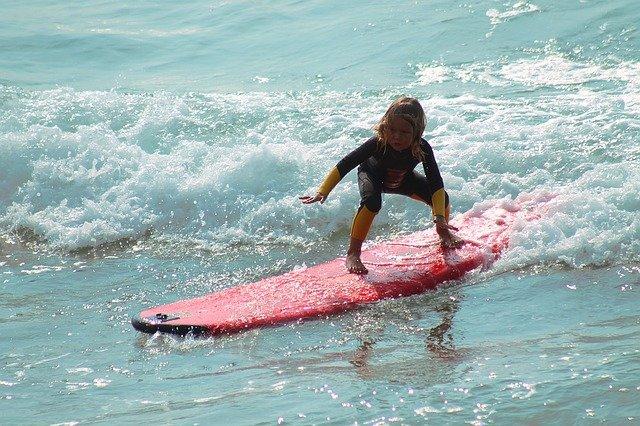 Wer ist der coolste Surfer? © Pixabay