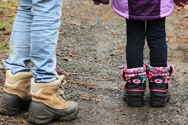 Wir wandern, wir wandern... genau das Richtige für aktive Kids © Pixabay