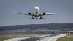 Auf dem ersten Flug sind viele Eltern supernervös