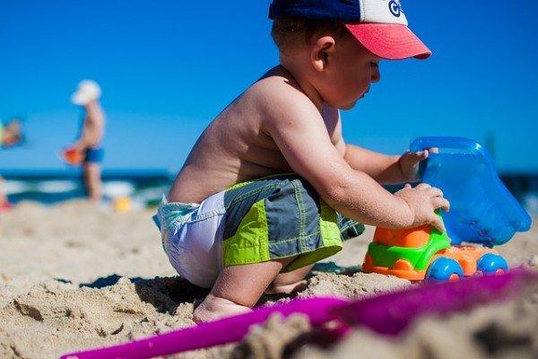 Sommerurlaub Must haves für Familien