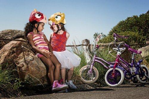 Sicher und stylish: die coolen Helme von Crazy Safety © Amazon