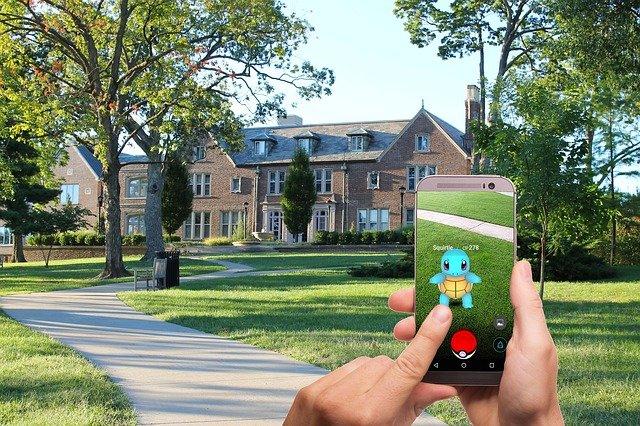 Reisen mit Pokémon Go - kann Spaß machen! © Pixabay