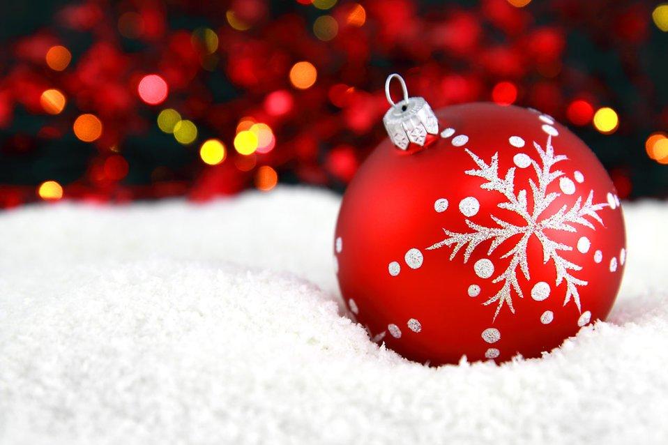 Auch zur Weihnachtsbastelei taugen Urlaubsfotos hervorragend © Public Domain